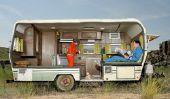 Petite maison mobile pour 2 personnes