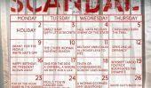 """Shondaland spoilers, récapitule et air Date: chaque moment important Vous manqués à partir de la mi-saison finale de la série de """"Grey 's Anatomy,' 'scandale' et 'Comment sortir avec Assassiner'"""
