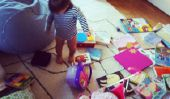 8 tâches les plus abrutissante Parenting