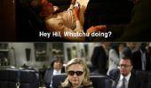 7 Impressionnant Hillary Clinton Texting Memes, Le meilleur de 2012