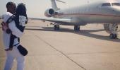 Bleu Ivy Carter Instagram Photos 2014: Beyonce messages Photo de fille avec Jay Z