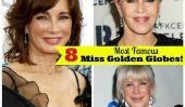 Le 8 plus célèbre Mlle / Mr.  Golden Globes jamais!