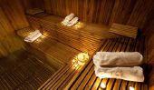 Installation d'un sauna dans le sous-sol - planification succès