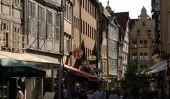 Restaurant: Dans Hannover salle chic dans le centre historique - comment cela fonctionne: