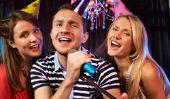 Apportez à travers des chansons qui sont tous familiers avec une fête - Old Schlager