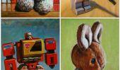 Votre Toy Portraits: Comment Immortalisez un Enfance (! Giveaway)