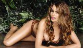 """Modern Family"" étoile Sofia Vergara actions Hot Bikini, maillot de bain et maillot de bain Conseils milieu Kmart New Line [Image]"