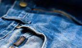Faire des trous dans les pantalons eux-mêmes - si vous faites le Distressed