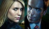 """Showtime """"Homeland"""" Saison 4 Moulage Nouvelles et rumeurs: sera diffusé en première avec le nouveau décor, les personnages à la retraite et beaucoup de questions"""