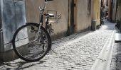 Vélos rapport d'assurance contre le vol - comment cela fonctionne: