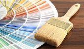Comment pouvez-vous embellir papier peint?  - Pour réussir peintures murales sur papier ingrain