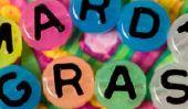 10 noms de bébé Inspiré par Mardi Gras!