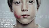 «Seulement pour les enfants» Publicité Envoie message secret à enfants maltraités (VIDEO)