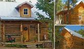 Maison minuscule: Canyon Cabins classiques