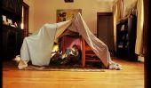La Forteresse de Solitude: Un regard sur les enfants et leurs Forts (PHOTOS)