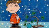 Charlie Brown Tree Comes to Life