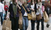 Étude de Greenpeace: les jeunes ne pas acheter éco-mode