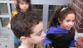 7 façons de garder les enfants à l'extérieur de votre porte à l'Halloween