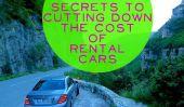 7 secrets pour couper les coûts de voitures de location