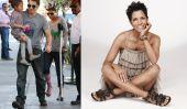 Ironiquement - Halle Berry est à la traîne dans le cadre du créateur de chaussures