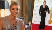 Allemands Film Awards 2013: Avec Lena Gercke dans le vestiaire