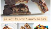 Assurez vacances cuisson facile avec barres aux noix croquantes!
