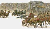 Qu'est-ce que les Romains dans leur temps libre?  - Se familiariser