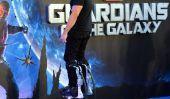 «Gardiens de la Galaxie» Moulage Movie: Vin Diesel Trouve Caractère M. Groot Tree 'réjouissants, «Rôle l'a aidé à faire face à Paul Walker Mort