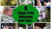 9 choses que je vais faire différemment avec mon bébé Suivant