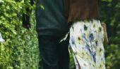 DiCaprio avec une belle inconnue dans le parc - Leo, ce qui est là dans la brousse?