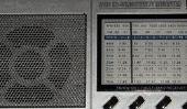 Utilisez la radio électrique dans la salle de bain - que vous devriez être au courant