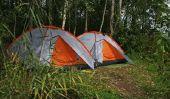 Parking Réserve espace - tentes abordable à la mer du Nord