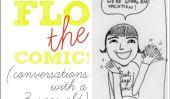 Flo dessinées: les conversations et interactions avec un garçon de 3 ans