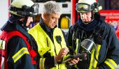 DIN 14092: stations d'incendie - Avis