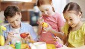 Pâques à la maternelle