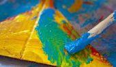 Utiliser réussi à peindre Abtönfarbe