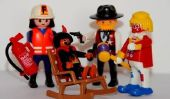 Soyez figurines Playmobil à Carnival - Costume