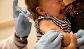 Coqueluche: les plus riches quartiers de la Voir Resurgence que les taux de vaccination Goutte