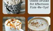 7 Easy (et nécessaire) Boissons Café pour l'hiver Après-midi Pick-Me-Ups!
