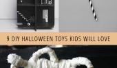 9 bricolage d'Halloween Jouets enfants vont adorer!