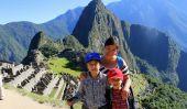 Voyager Adventures avec le Familia: Machu Picchu sur un budget