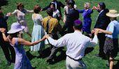 Danses israéliennes - Aperçu