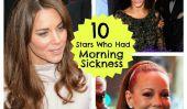 Kate Middleton Matin maladie: 10 Autres Célébrités enceintes qui ont souffert
