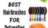 7 meilleures brosses à cheveux pour Démêlant