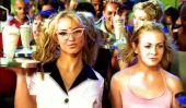 Britney Spears et Melissa Joan Hart avait une réunion «Drive Me Crazy 'casual
