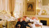 """""""Vogue"""" -Shooting - Kate Moss fait sur Marie Antoinette"""