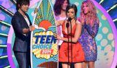 Teen Choice Awards rappel, Résultats, Winners & Vote: Shailene Woodley, Ansel Elgort Recevez Prix Top
