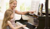 Piano Pieces pour les classes de débutants - Recommandations