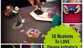 10 raisons d'aimer le mode Infinity Disney Toy Box
