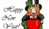 Célébrez la Saint-Sylvestre romantique - si vous commencez amour fraîche nouvelle année